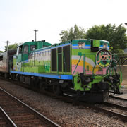 Furano Biei Norokko Train